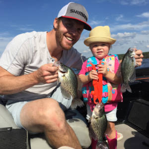 3 hours of guided bass fishing Shearon Harris Lake