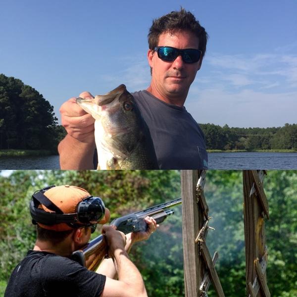 Cast and Blast Fishing, Shearon Harris Lake, Kidd's Place