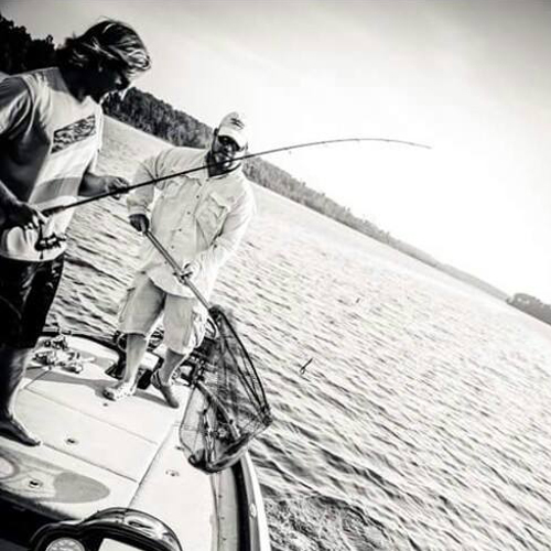 Joel Munday, Bass Fishing Guide, Outdoor Expeditions USA